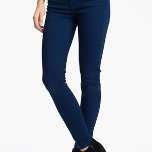 J Brand Maria High Rise Skinny Stretch Jeans 26